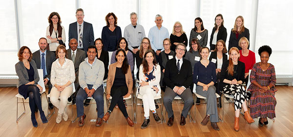 Photo of participants of the 2018 Nutrition Modelers Consortium Meeting.