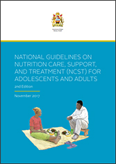cover of Malawi NCST Guidelines