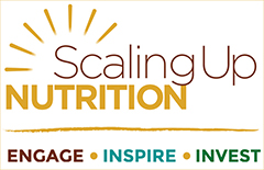 Scaling Up Nutrition logo