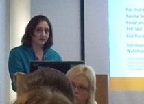 Kavita Sethuraman presents on PROFILES at CORE Group global meeting